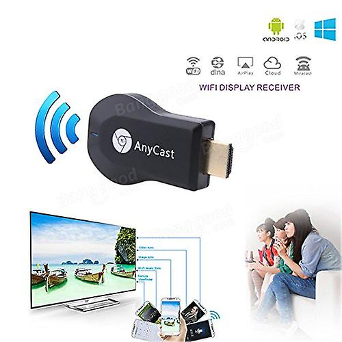 ONX3  Wi-Fi Display Miracast Dongle HDMI Airplay Adapter Wireless DLNA Screen Mirroring Wi-Fi Dongle Receiver For Motorola Moto G5S