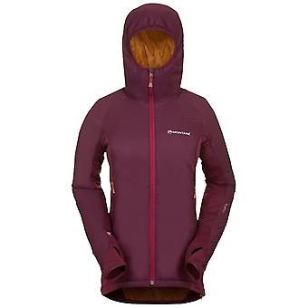 Montane Womens Glaze Ice Jacket Waterproof and Highly Breathable Fabric