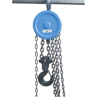 Berger & Schröter 60008 CHAIN BLOCK 1 T Load-bearing capacity: 1000/ - kg