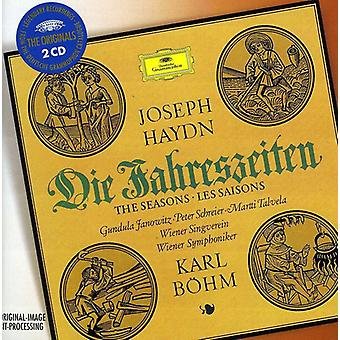J. Haydn - Haydn: The Seasons [CD] USA import