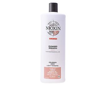 SYSTEEM 3 shampoo volumizing zwakke fijn haar