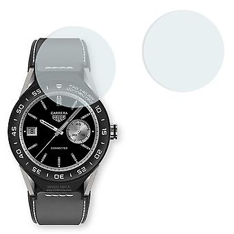 Tag Heuer connected modular 45 screen protector - Golebo crystal clear protection film