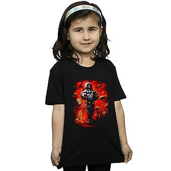 DC Comics Girls Lobo Cosmos T-Shirt