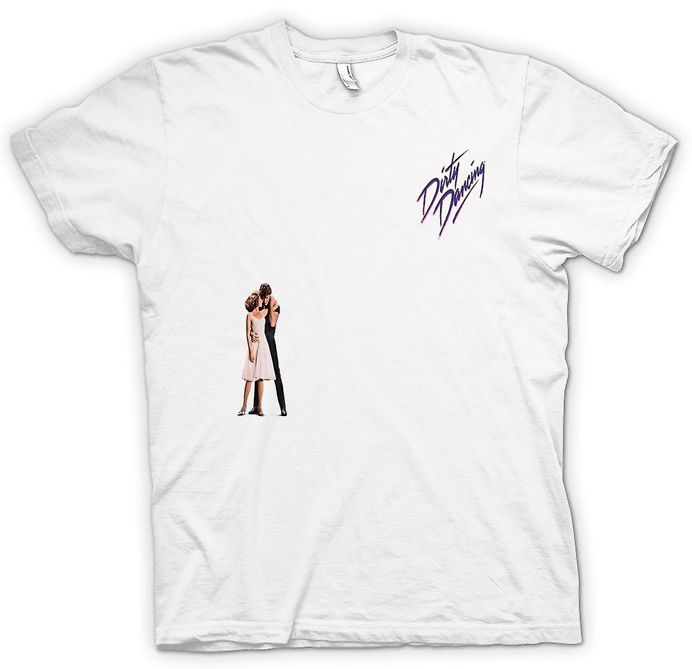 Womens T-shirt - Dirty Dancing - filmen - affisch
