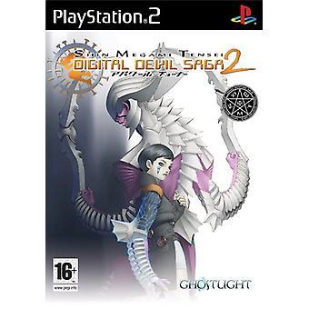 Shin Megami Tensei Digital djävulen Saga 2 (PS2)