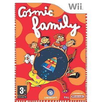 Famille cosmique (Wii)