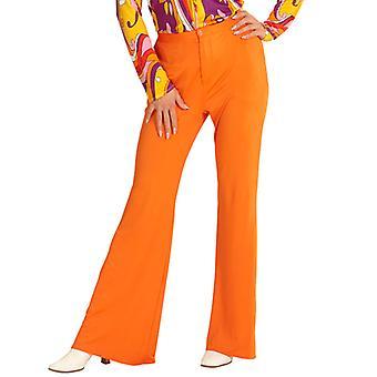 GROOVY 70'S LADY PANTS - ORANGE