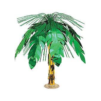 Angular de la cascada del árbol de la palma