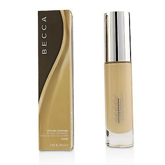 Becca Ultimate Coverage 24 Hour Foundation - # Sand 30ml/1oz