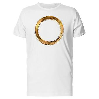 Circle Gold Frame Tee Men's -Image by Shutterstock