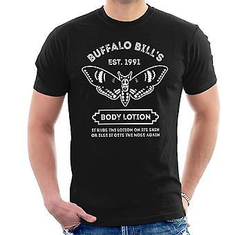 Silence Of The Lambs Buffalo Bills Body Lotion Men's T-Shirt