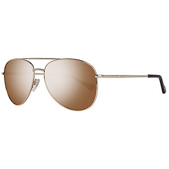 Ted Baker sunglasses ladies gold