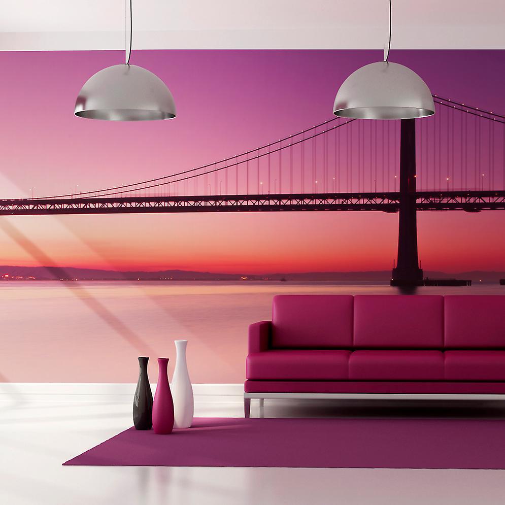 Papier peint XXL - baie - San Francisco