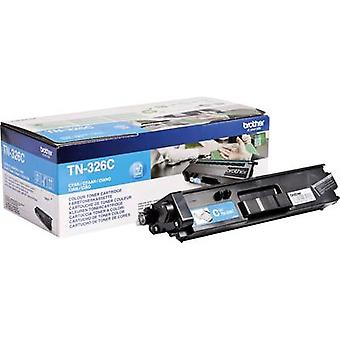 Toner cartridge Original Brother TN-326C Cyan Page yield 3500 pages