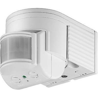 Goobay 95175 Surface-mount PIR motion detector 180 ° Relay White IP44
