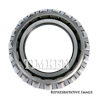 Timken 3382T Tapered Roller Bearing, Single Cone, Standard Tolerance, Tapered Bore, Steel, Inch, 1.5625