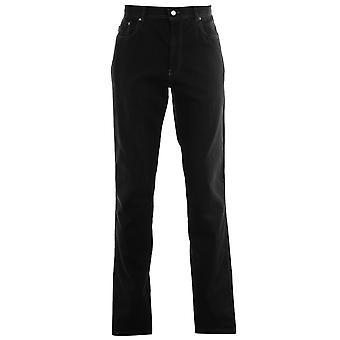 Bruhl Mens Generation III B Jeans Straight Pants Trousers Bottoms Zip