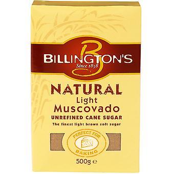 Billingtons Muscavado Braunzucker