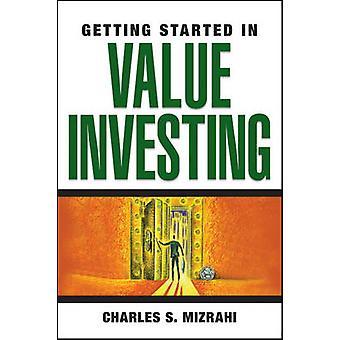 Erste Schritte im Value-Investing durch Charles S. Mizrahi - 9780470139