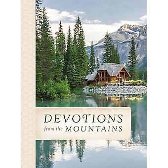 Devotions from the Mountains by Thomas Nelson - 9780718086855 Book