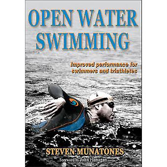 Open Water Swimming by Steven Munatones - 9780736092845 Book