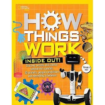 Hur saker och ting fungerar - inuti (hur saker fungerar) av Tamara J Resler - 97