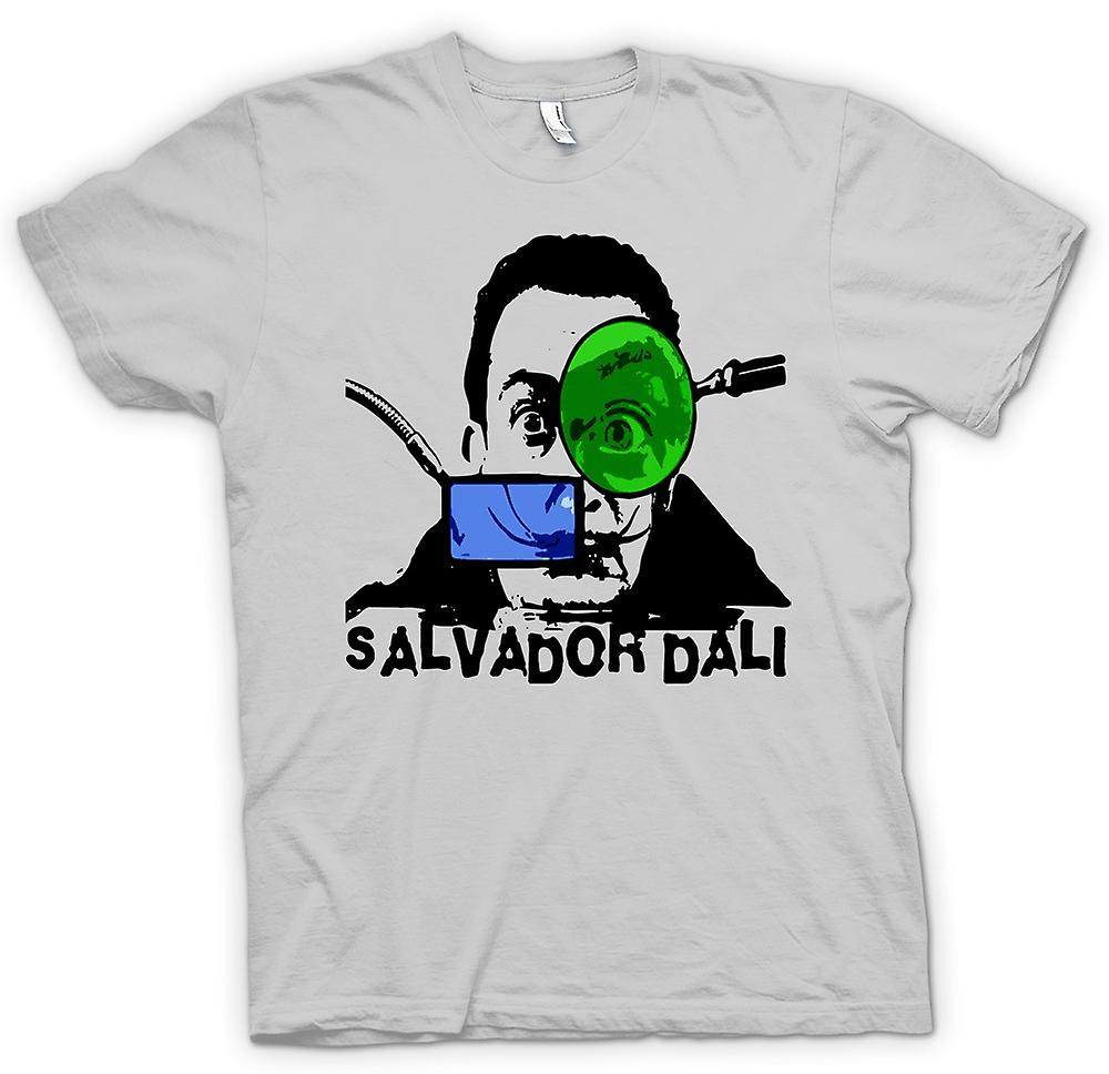 Mens T-shirt - Salvador Dali - Artist - surrealistisch