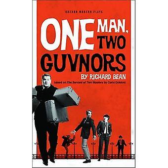 Um homem - dois Guvnors por Richard Bean - livro 9781849430296