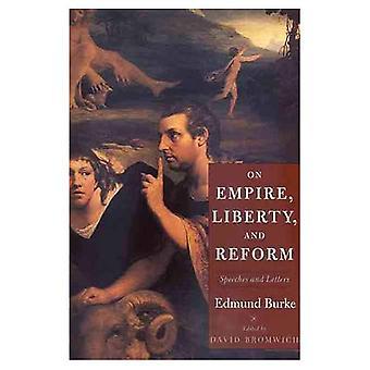 På riket, Liberty och Reform: tal och bokstäver