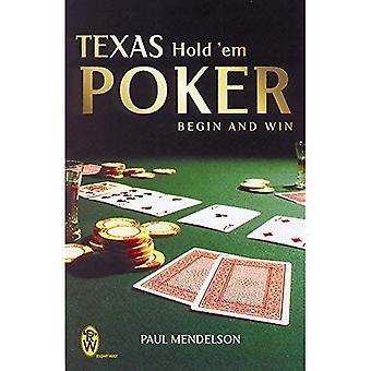 Texas Hold 'Em Poker: Begin- en Win