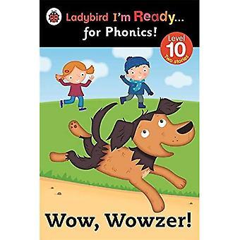 Wow, Wowzer! Lieveheersbeestje I 'm Ready for Phonics niveau 10