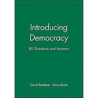 Wprowadzenie demokracji: 80 pytań i odpowiedzi