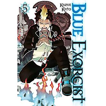 Blauwe Exorcist 5