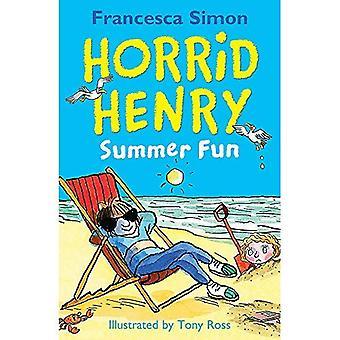 Horrid Henry Summer Fun