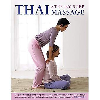 Stegvisa thaimassage