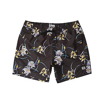 Billabong All Day Floral Elasticated Boardshorts