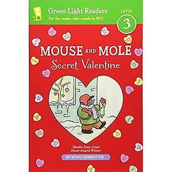 Rato e a toupeira: Secret Valentine (GLR nível 3)