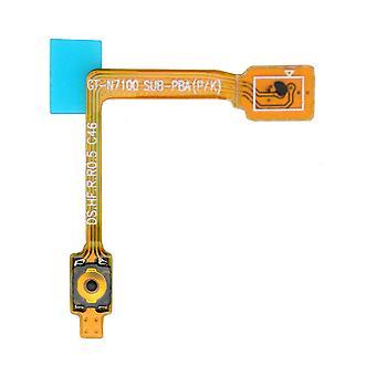Samsung Galaxy Note 2 N7100 Power knap Flex kabel