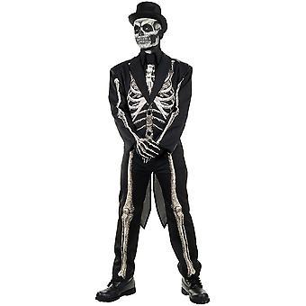 Bone Chilling Adult Costume