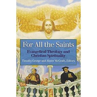 For All the Saints by mcgrath