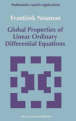 Global Properties of Linear Ordinary Differential Equations by Neuhomme & Frantisek