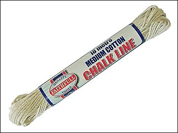 Faithfull 303 Medium Cotton Chalk Line 18m (Box of 12)