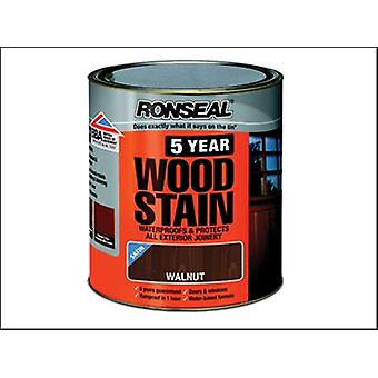Ronseal 5 anni Woodstain quercia naturale 250ml