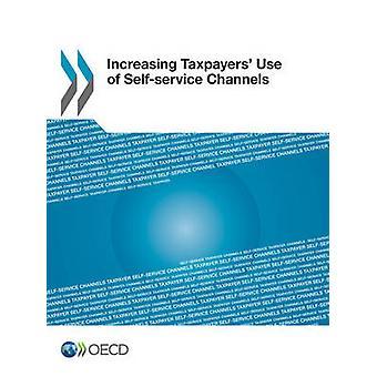 Steuerzahler zunehmengebrauch von Selfservice-Kanäle von OECD