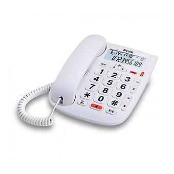 Phone for people older Alcatel T MAX 20 white