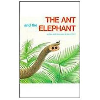 The Ant and the Elephant by Bill Peet - 9780812427318 Book