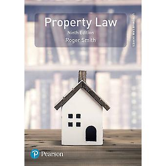 Property Law by Roger Smith - 9781292095592 Book