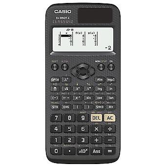 Casio GCSE Scientific Calculator with 276 Functions - Black (FX85GTX)