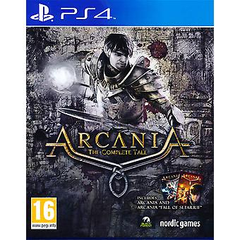 Arcania Complete Tale - Playstation 4