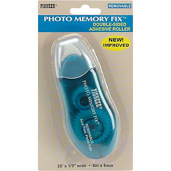 Photo Memory Fix Adhesive Roller Removable 1 4